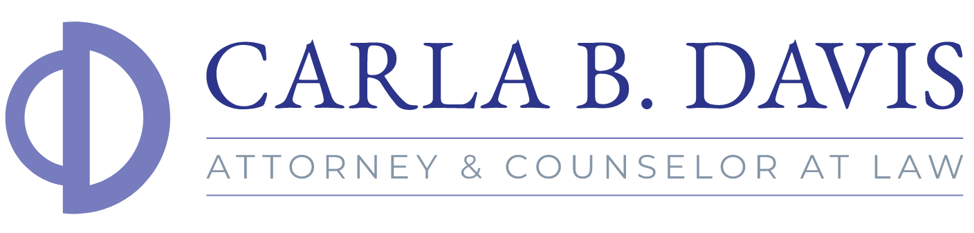Carla B. Davis Attorney and Counselor at Law